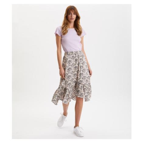 Sukně Odd Molly Sensational Skirt - Šedá