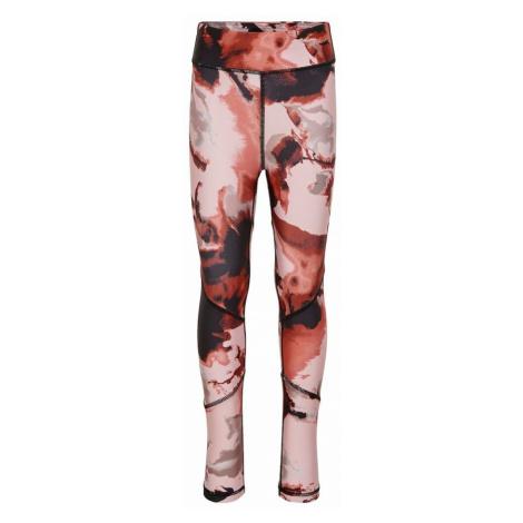 ONLY PLAY Sportovní kalhoty červená / pink / černá