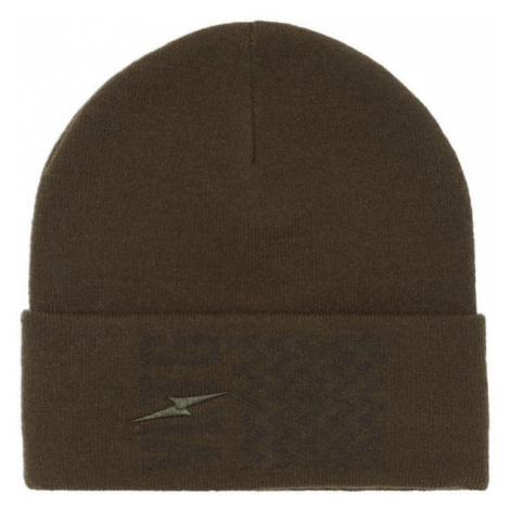 Converse VOLTAGE BEANIE hnědá - Pánská zimní čepice