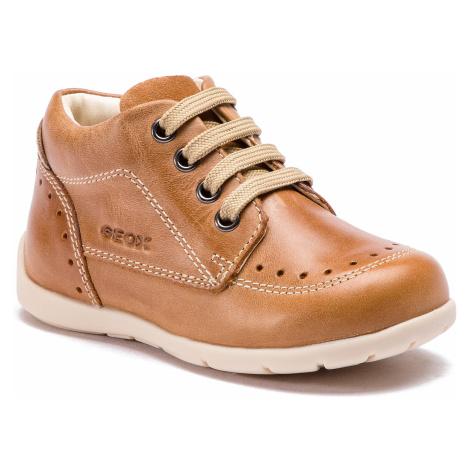 Kotníková obuv GEOX - B Kaytan B. D B9250D 000CL C5102 M Caramel