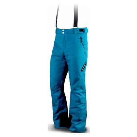 TRIMM DERRYL modrá - Pánské lyžařské kalhoty