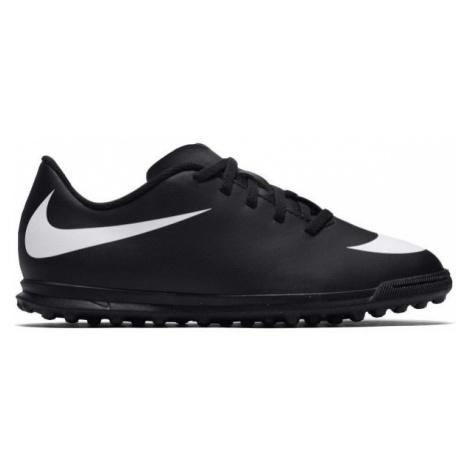 Nike BRAVATA II TF JR černá - Dětské turfy