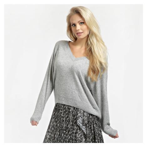Guess dámský šedý svetr