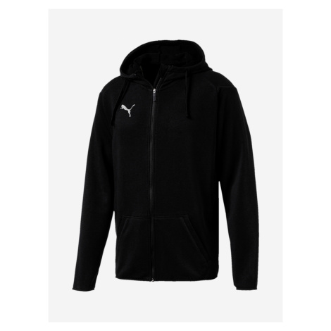 Bunda Puma Liga Casual Hoody Jacket Černá