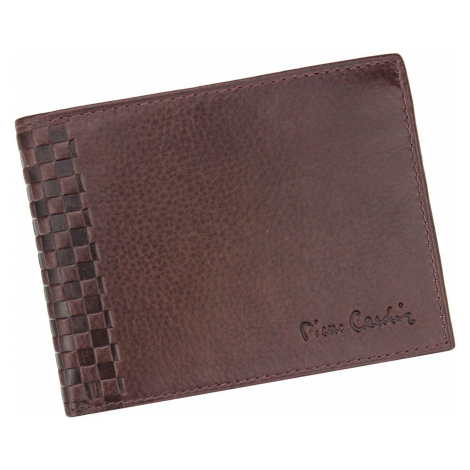 Pánská kožená peněženka Pierre Cardin Reidar - bordó