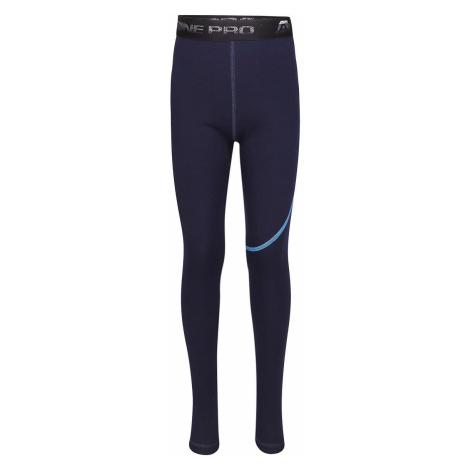 Dětské prádlo - kalhoty Alpine Pro GAZERO - modrá