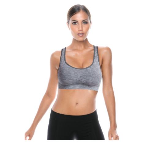 Dámský sportovní top active-fit melange
