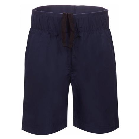 Dětské šortky Alpine Pro HINATO 2 - tmavě modrá
