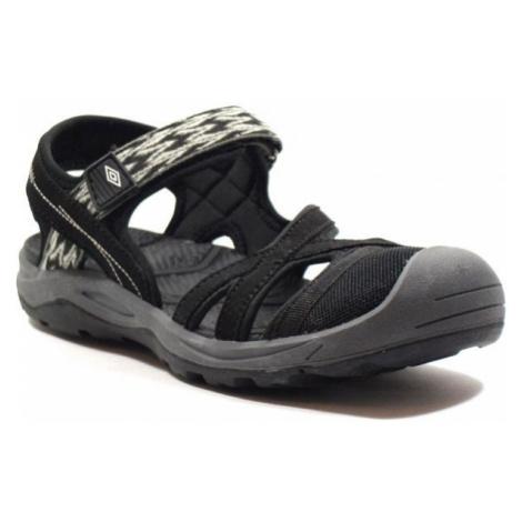 Umbro ALRUNA černá - Dámské volnočasové sandály