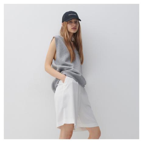 Reserved - Ladies` vest - Světle šedá