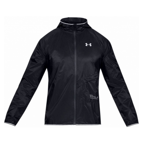 Under Armour Qualifier Packable Jacket Černá