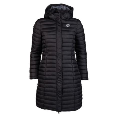 Lotto POPPY černá - Dámský prošívaný kabát