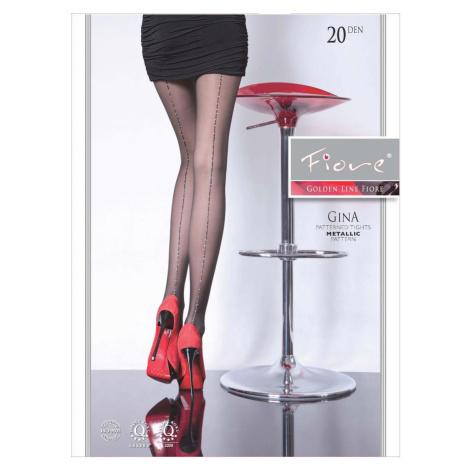 Dámské punčochové kalhoty GINA 20 Fiore