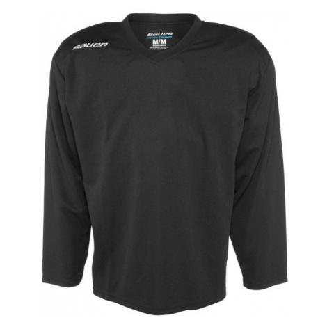 Bauer 200 JERSEY YTH černá - Dětský hokejový tréninkový dres