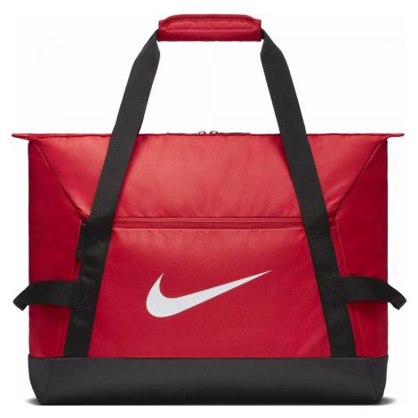 Taška Nike Academy Team Duffel Červená