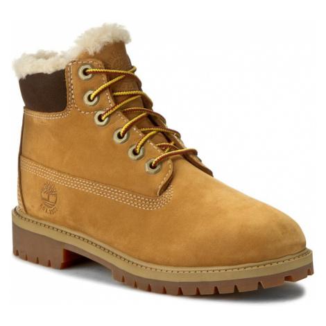 Turistická obuv TIMBERLAND - 6 In Prm A1BEI/TB0A1BEI2311 Wheat