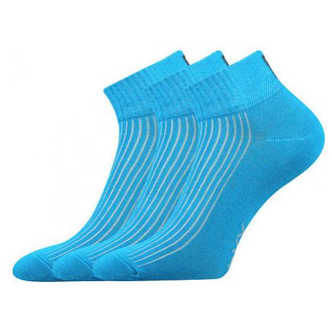3PACK ponožky VoXX tyrkysové (Setra) XL