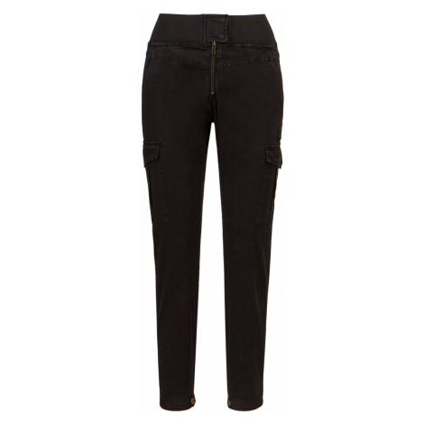 Kapsáčové kalhoty AERONAUTICA MILITARE černá