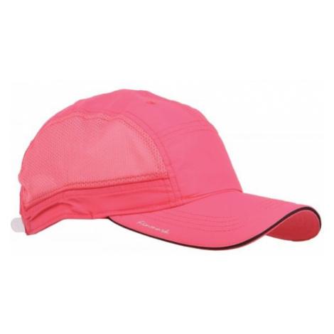 Finmark LETNÍ ČEPICE růžová - Letní sportovní čepice