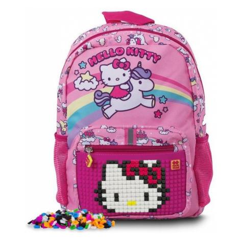 Pixie Crew dětský batoh PXB-18 Hello Kitty - jednorožec