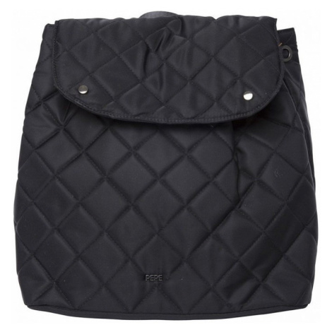 Pepe Jeans Pepe Jeans dámský černý batoh ROMINA BACKPACK