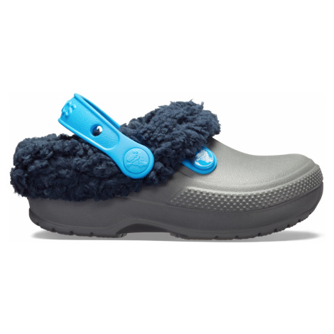 Crocs Classic Blitzen III Clog K - Slate Grey/Navy