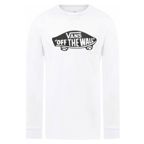Vans MN Off The Wall Long Sleeve bílé VN00059JYB2