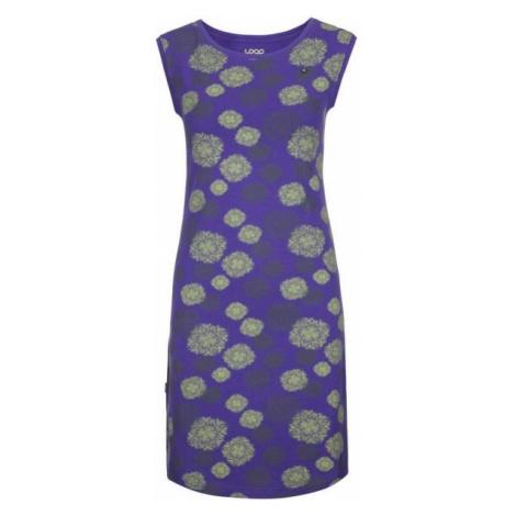 Loap ADENKA fialová - Dámské šaty