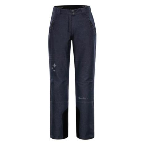 Karia 4 modrá dámské kalhoty ALPINE PRO