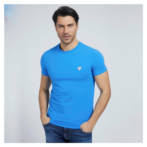 Guess pánské modré triko