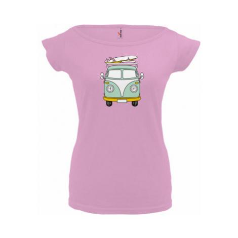 Dámské tričko Elegance Camper Van