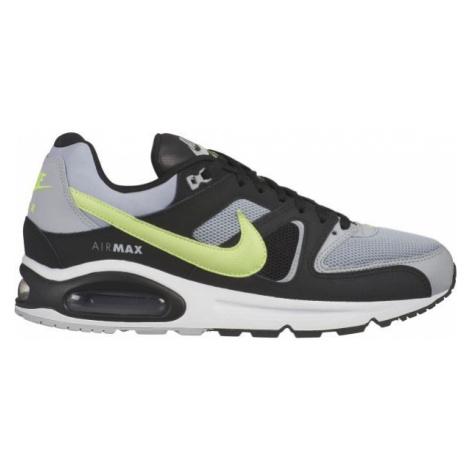 Nike AIR MAX COMMAND šedá - Pánské volnočasové boty