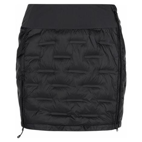 KILPI Dámská prošívaná sukně TANY-W NL0056KIBLK Černá