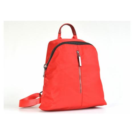 BRIGHT Dámský batoh A5 Červený, 32 x 13 x 31 (BR17-W117-8161-00TX)