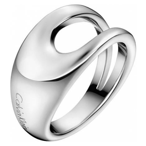 Calvin Klein Luxusní prsten Shape