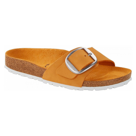 Birkenstock Madrid Big Buckle NU Apricot Regular Fit oranžové 1018651