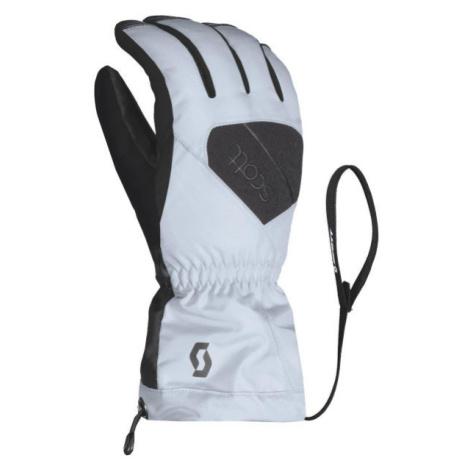 Scott ULTIMATE GTX W bílá - Dámské lyžařské rukavice