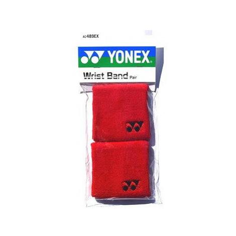 Yonex wristband červené