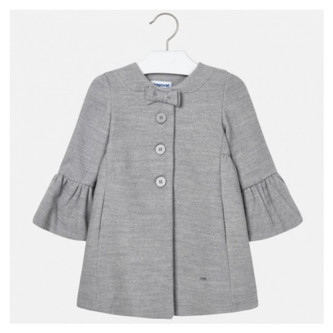 Dívčí kabát Mayoral 4412 - 30 | šedá
