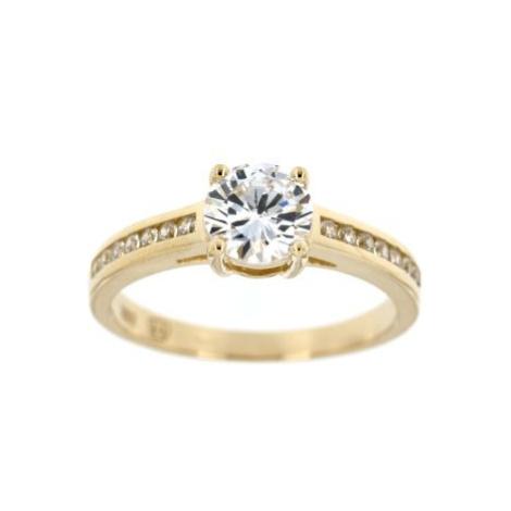 Dámský zásnubní prsten GR124