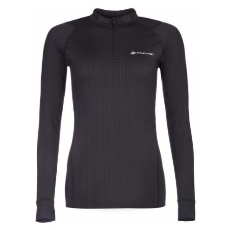 ALPINE PRO SIGNORA Dámské funkční triko LUNM017990 černá