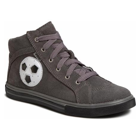 Sneakersy BARTEK - 77063-76G Šedá