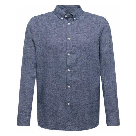 Samsoe Samsoe Košile 'Liam' námořnická modř