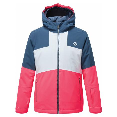 Dětská zimní bunda Dare2b CAVALIER modrá/růžová Dare 2b