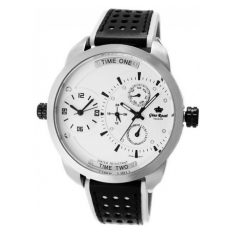 Pánské hodinky Gino Rossi EXCLUSIVE CHONOGRAF E10538A-1A3