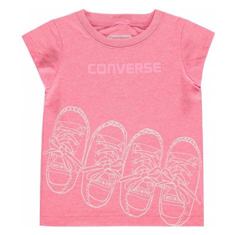 Dívčí stylové tričko Converse