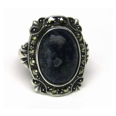 AutorskeSperky.com - Stříbrný prsten s lapis lazuli - S4576