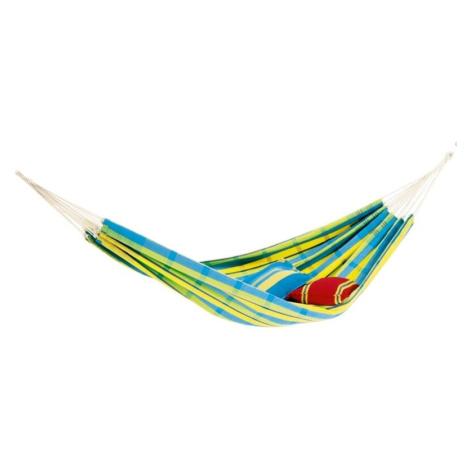 Hamaka - houpací síť AMAZONAS® Barbados – lemon-citronová