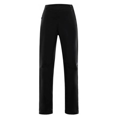 ALPINE PRO OLWENA 2 Dámské softshellové kalhoty LPAM255990 černá