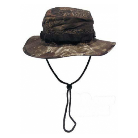 Klobouk MFH® US GI Bush Hat Rip Stop - lovec hnědá Max Fuchs